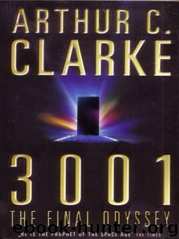 a review of the book 2061 odyssey three by arthur c clarke If arthur c clarke had ended his 2001 series as a trilogy with the fine 2061: odyssey 3, i would have been ok with that i say that now i didn't say that then.