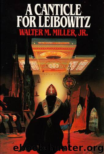an analysis of the book a canticle for leibowitz by walter miller