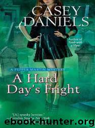 A Hard Day's Fright (PM7) by Daniels Casey