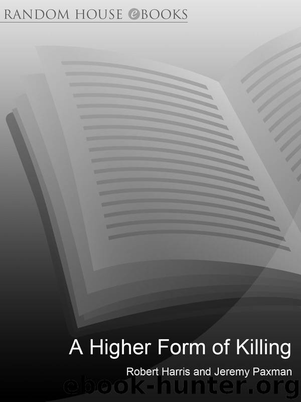 A Higher Form of Killing by Robert Harris & Jeremy Paxman - free ...