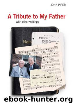 writing a tribute