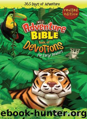 Adventure Bible Book of Devotions for Early Readers, NIrV by Marnie Wooding