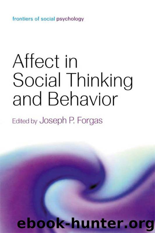 individual behavior and thought in social situations psychology essay Social psychology is defined as 'the scientific study of the ways that people's behavior and mental processes are shaped by the real or imagined presence of others' [i] social psychologists emphasise the core observation that human behavior is a function of both the person and the situation.