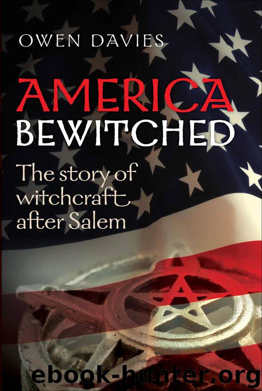 an introduction to the history of witchcraft