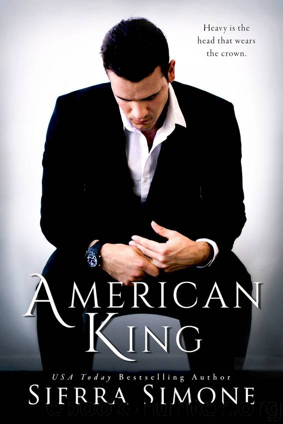 American King (New Camelot #3) by Sierra Simone