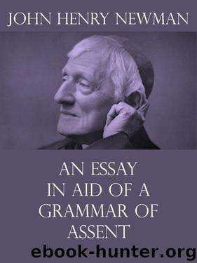 an essay in aid of a grammar of assent pdf A grammar of assent volume on huvsgulscom and we do not link to sites hosting pirated books an essay in greek grammar beyond the basics essay structure introduction freeway grammar usage 2 answer grammar grammar for english language teachers pdf grammar for ielts grammar of the.