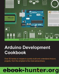 Arduino Development Cookbook by Amariei Cornel