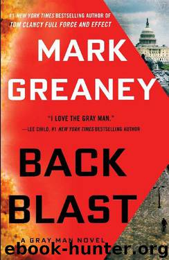 Back Blast (A Gray Man Novel Book 5) by Mark Greaney