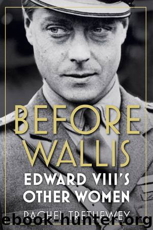 Before Wallis by Rachel Trethewey