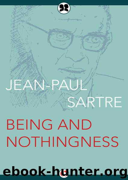 marcuse s critique jean paul sartre s being and nothingnes Marcuse's critique of jean paul sartre's being and nothingness is discussed, and a response is offered from the perspective of a critical rereading of sartre's text.