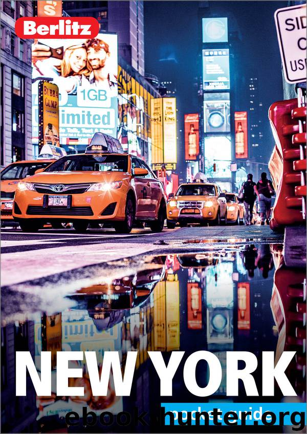 Berlitz Pocket Guide New York City by Berlitz