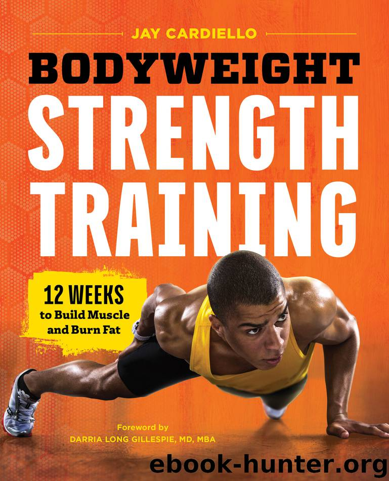 Bodyweight Strength Training by Jay Cardiello
