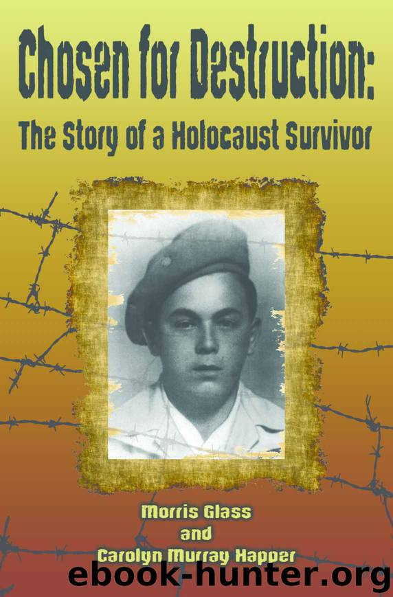 the story of a holocaust survivor The interview lasted only a few minutes, but it was just detailed enough to tell his incredible story.