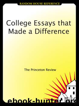 random college essays Top 147 successful college essays get into the college of your dreams we hope these essays inspire you as you write your own personal statement just remember to be original and creative as you share your story.