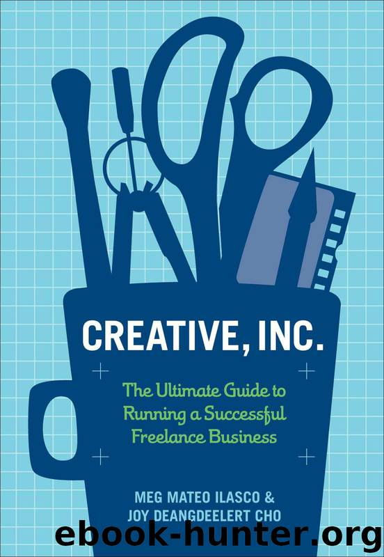 Creative, Inc by Meg Mateo Ilasco & Joy Deangdeelert Cho