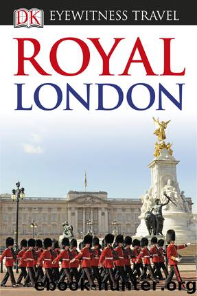 DK Eyewitness Royal London by DK Publishing