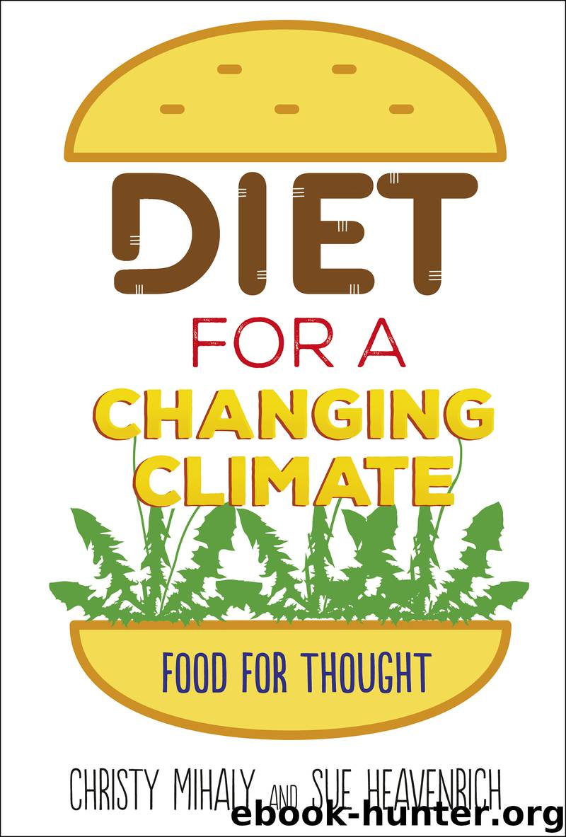 Diet for a Changing Climate by Christy Mihaly & Sue Heavenrich
