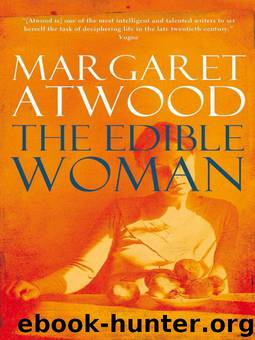 a summary of the life and marriage of marian mcalpin by margaret atwood