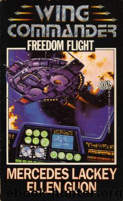 Freedom Flight by Mercedes Lackey & Ellen Guon
