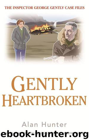 Gently Heartbroken by Hunter Alan