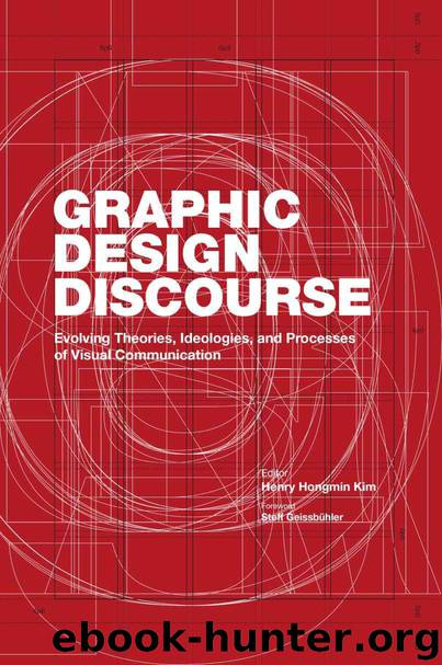 Graphic Design Discourse by Henry Hongmin Kim
