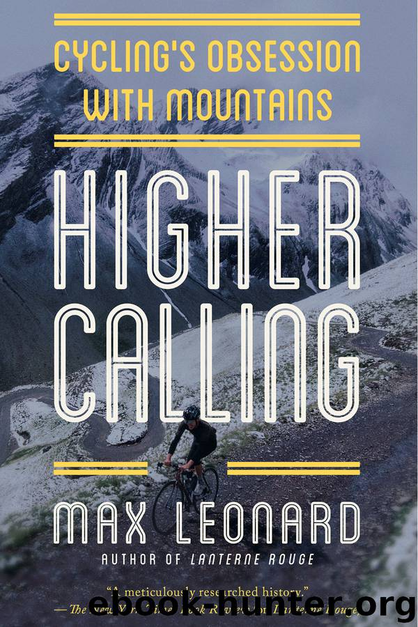 Higher Calling by Max Leonard