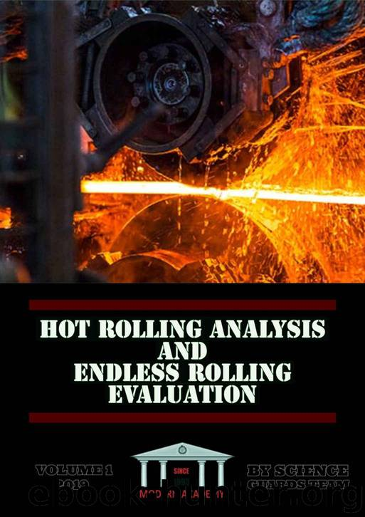 Hot rolling analysis and Endless rolling Evaluation by Guards Team Science