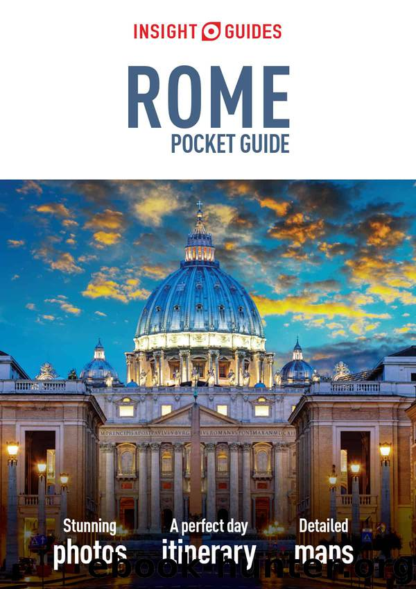 Insight Guides: Pocket Rome (Insight Pocket Guides) by Apa