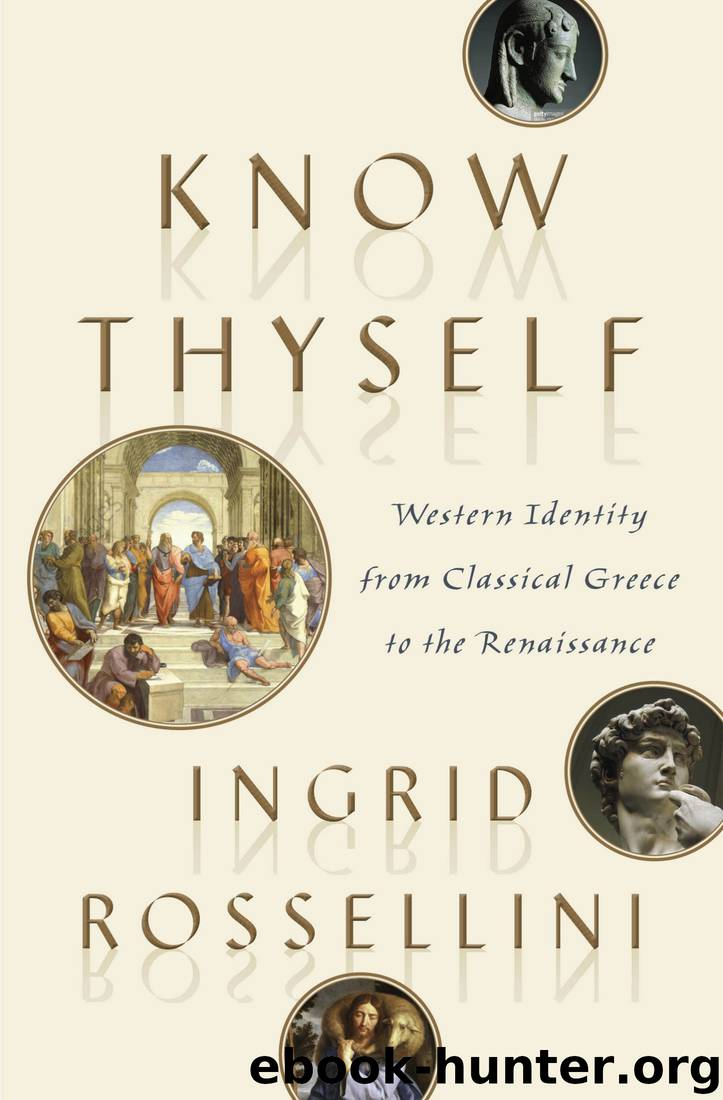 Know Thyself: Western Identity From Classical Greece to ...