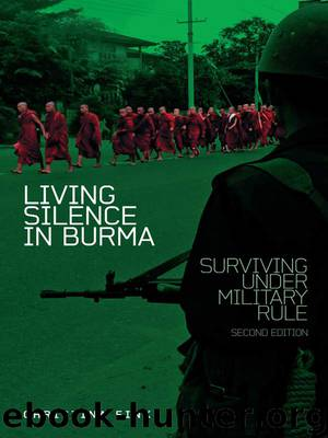 Living Silence in Burma by Christina Fink