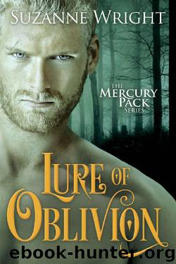 Lure of Oblivion (Mercury Pack Book 3) by Suzanne Wright