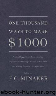 One Thousand Ways to Make $1000 by F.C. Minaker