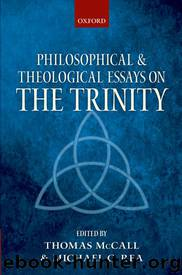 essays on the trinity and the incarnation By the incarnation is meant that the son of god, retaining his divine nature, took to himself a human nature, that is, a body and soul like ours (a) the union of the second person of the blessed trinity with human nature is called the hypostatic union.