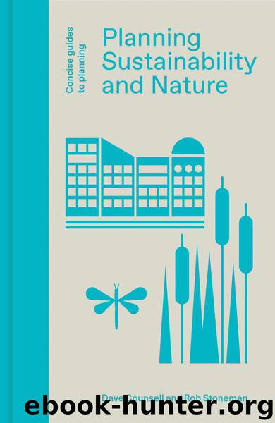 Planning, Sustainability and Nature by Dave Counsell