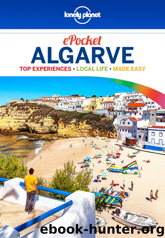 Pocket Algarve Travel Guide by Lonely Planet
