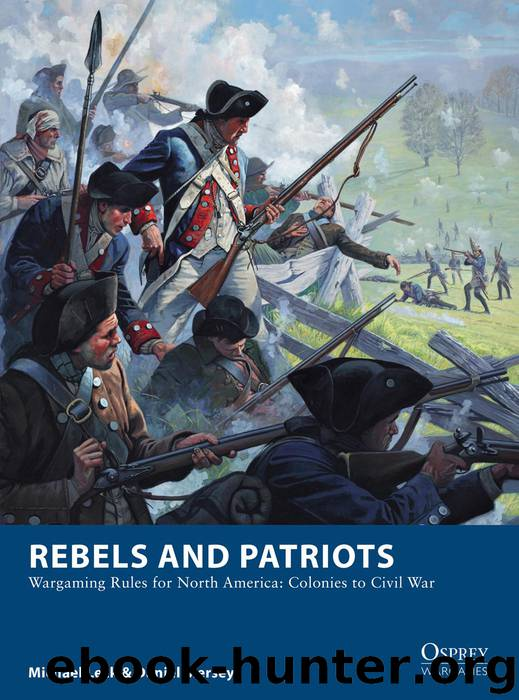 Rebels and Patriots by Michael Leck & Adam Hook