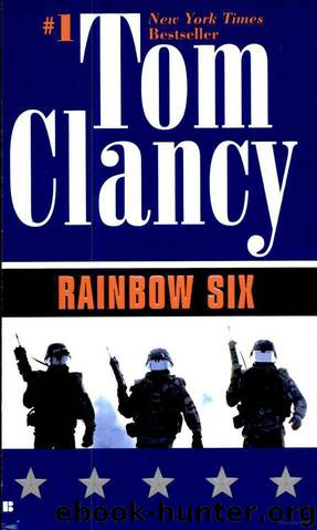 the character of john clark in the military fiction book rainbow six