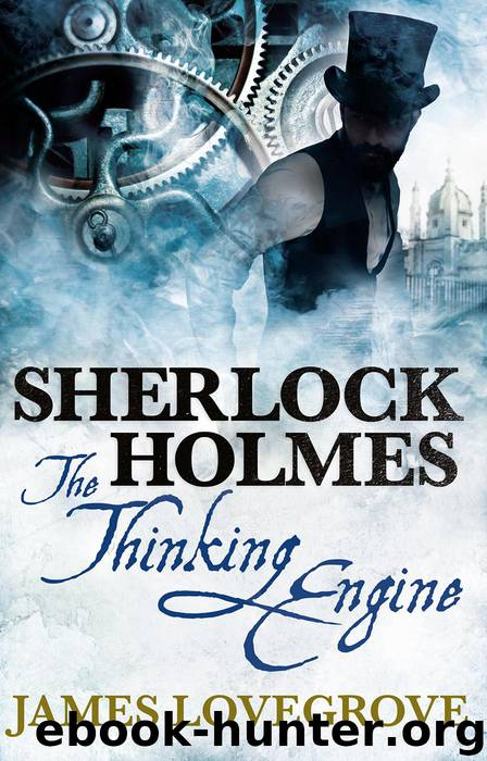 SH07. The Thinking Engine by James Lovegrove