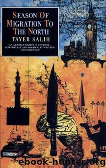 season of migration to the north by Season of migration to the north is a classic post-colonial sudanese novel by the novelist tayeb salih in 1966, salih published his novel, the one for which he is best known it was first published in the beirut journal hiwâr.