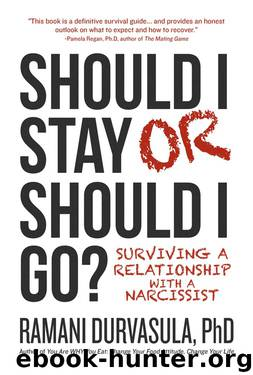 Should I Stay or Should I Go? by Ramani Durvasula