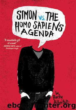 Simon vs. the Homo Sapiens Agenda by Becky Albertalli  free Ebook/ epub download