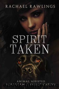 Spirit Taken by Rachael Rawlings