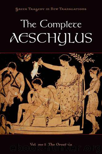 an overview of the oresteia trilogy of greek tragedies written by aeschylus