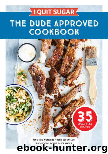 The dude approved cookbook by i quit sugar free ebooks download the dude approved cookbook by i quit sugar forumfinder Images