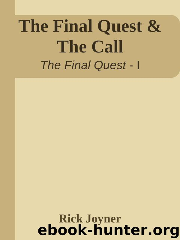The final quest ebook array the final quest u0026 the call by rick joyner free ebooks download rh ebookhunter fandeluxe Gallery