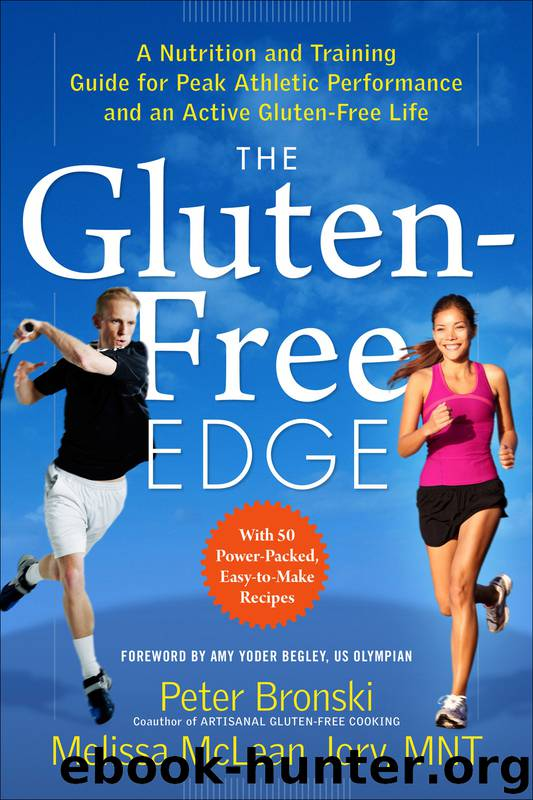 The Gluten-Free Edge by Amy Yoder Begley & Melissa McLean Jory MNT