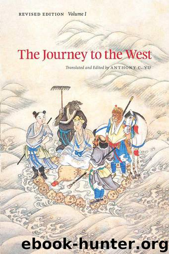 The Journey to the West, Revised Edition, Volume 1 by The Journey to the West Volume 1