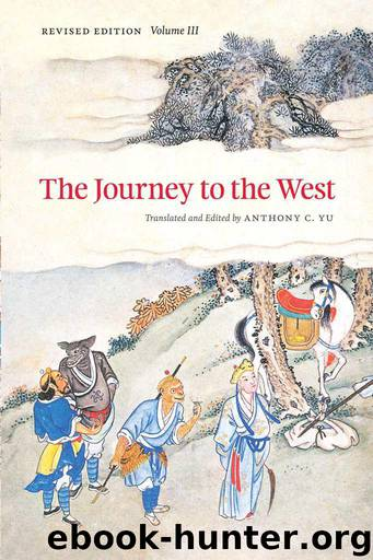 The Journey to the West, Revised Edition, Volume 3 by The Journey to the West Volume 3
