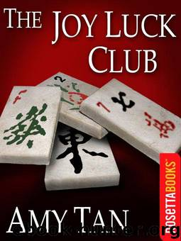the story about four women in amy tans the joy luck club
