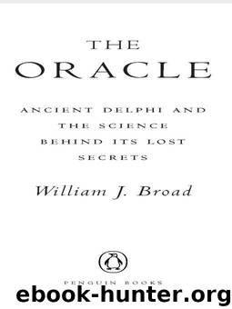 The Oracle by William J Broad